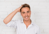 Мъжко подстригване с измиване и оформяне със сешоар в салон за красота Слънчев ден - thumb 2
