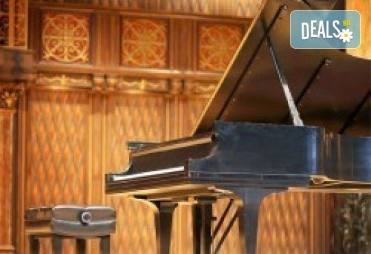 Гледайте Сцена на младия музикант на 27.09. от 11ч. в Камерна зала България, част от МФ Софийски музикални седмици - Снимка 2