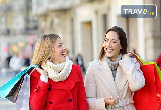Шопинг уикенд в Одрин, Люлебургас и Чорлу! 1 нощувка със закуска, транспорт, посещение на мол Burda и аутлет център TAC - Снимка 1