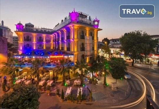 Ранни записвания за Нова година в Celal Aga Konagi Hotel & SPA 5*! 3 нощувки със закуски, ползване на СПА и разходка в Истанбул - Снимка 1