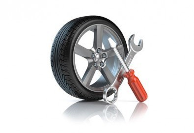 Смяна на 4 броя гуми, монтаж, демонтаж, баланс, тежести и смяна на 4 винтила в сервиз Автомакс 13! Предплатете! - Снимка