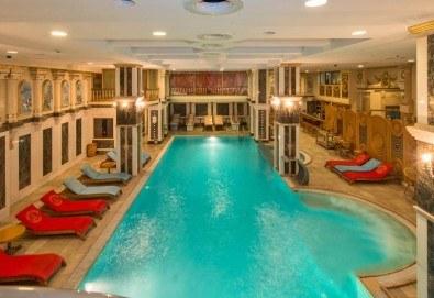 Есенна лукс почивка в Celal Aga Konagi Hotel & SPA 5*, Истанбул! 2 нощувки и закуски, транспорт, ползване на басейн, сауна и фитнес - Снимка