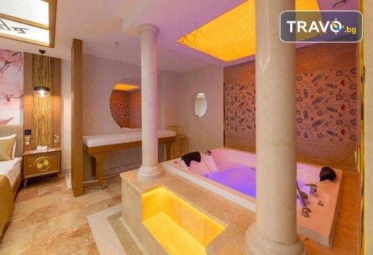Есенна лукс почивка в Celal Aga Konagi Hotel & SPA 5*, Истанбул! 2 нощувки и закуски, транспорт, ползване на басейн, сауна и фитнес - Снимка 6