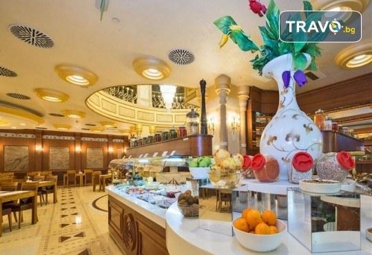 Есенна лукс почивка в Celal Aga Konagi Hotel & SPA 5*, Истанбул! 2 нощувки и закуски, транспорт, ползване на басейн, сауна и фитнес - Снимка 5