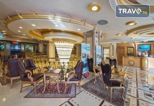 Есенна лукс почивка в Celal Aga Konagi Hotel & SPA 5*, Истанбул! 2 нощувки и закуски, транспорт, ползване на басейн, сауна и фитнес - Снимка 4