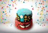 За момчета! Детска 3D торта за момчета с коли и герои от филмчета с ръчно моделирана декорация от Сладкарница Джорджо Джани - thumb 88