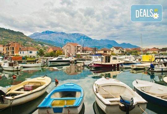 Нова година 2021 на Черногорската ривиера с България Травъл! 4 нощувки, 4 закуски и 3 вечери в Hotel Palma 4*+ в Тиват, транспорт и екскурзия до Дубровник - Снимка 2