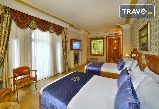 5-звездна Нова година в Истанбул! 3 нощувки със закуски в Celal Aga Konagi Hotel & SPA 5*, ползване на басейн и сауна - Снимка 3