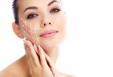 Красиво лице! Лифтинг със стволови клетки, пилинг, серум и мануален масаж на лице в The Castle of beauty - Снимка