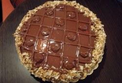 Карамел! Тофи-карамелена сладост: торта Тофифи брой парчета по избор от майстор-сладкарите на Сладкарница Джорджо Джани - Снимка