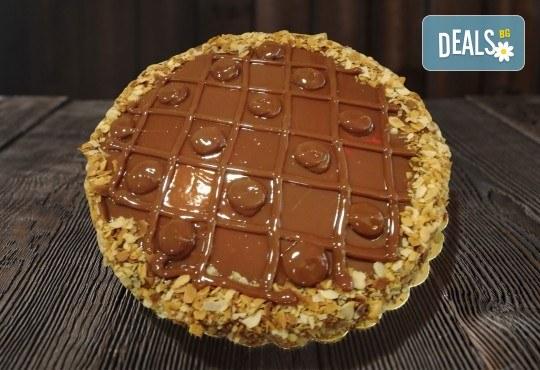 Карамел! Тофи-карамелена сладост: торта Тофифи брой парчета по избор от майстор-сладкарите на Сладкарница Джорджо Джани - Снимка 1