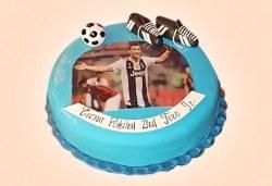 За любимия мъж! Торта за мъже с индивидуален дизайн и размери по избор от Сладкарница Джорджо Джани - Снимка