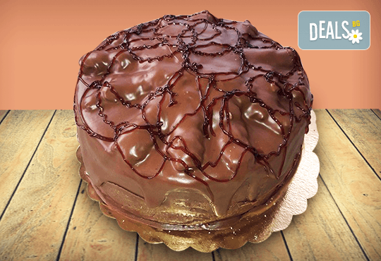 Шоколадова торта