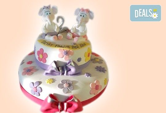 Детска АРТ торта с фигурална 3D декорация с любими на децата герои от Сладкарница Джорджо Джани - Снимка 39
