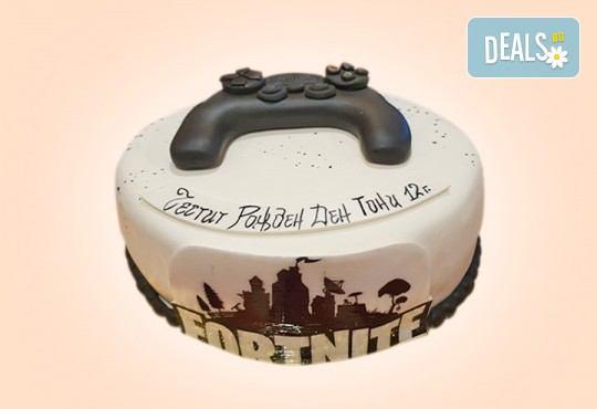 Детска АРТ торта с фигурална 3D декорация с любими на децата герои от Сладкарница Джорджо Джани - Снимка 108