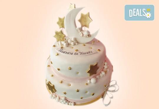 За момичета! Красиви 3D торти за момичета с принцеси и приказни феи + ръчно моделирана декорация от Сладкарница Джорджо Джани - Снимка 110