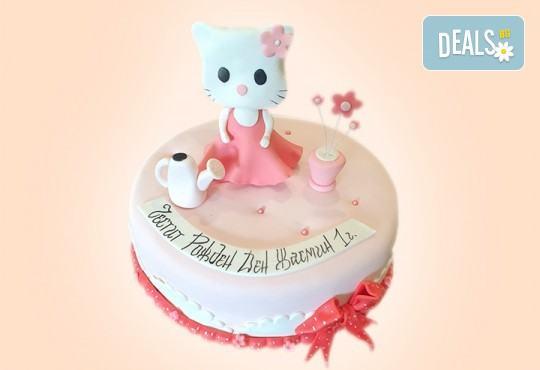 За момичета! Красиви 3D торти за момичета с принцеси и приказни феи + ръчно моделирана декорация от Сладкарница Джорджо Джани - Снимка 84
