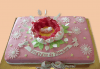 Честито бебе! Торта за изписване от родилния дом, за 1-ви рожден ден или за прощъпулник от Сладкарница Джорджо Джани - thumb 30