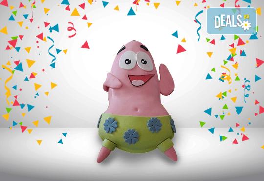 Party торта с фигурална 3D декорация за деца и възрастни от Сладкарница Джорджо Джани - Снимка 48