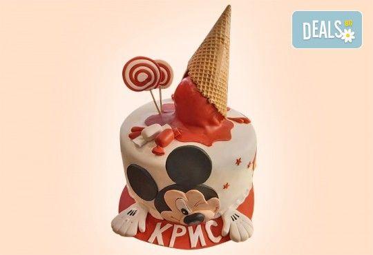 Party торта с фигурална 3D декорация за деца и възрастни от Сладкарница Джорджо Джани - Снимка 35