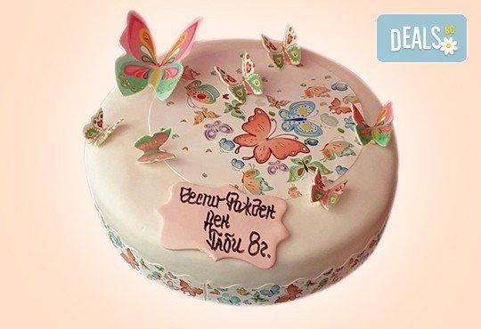 Party торта с фигурална 3D декорация за деца и възрастни от Сладкарница Джорджо Джани - Снимка 51