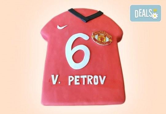 За спорта! Торти за футболни фенове, геймъри и почитатели на спорта от Сладкарница Джорджо Джани - Снимка 2