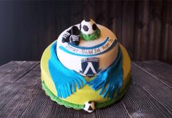 За спорта! Торти за футболни фенове, геймъри и почитатели на спорта от Сладкарница Джорджо Джани - Снимка