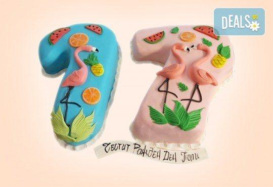 Торта за принцеси! Торти за момичета с 3D дизайн с еднорог или друг приказен герой от сладкарница Джорджо Джани - Снимка 17