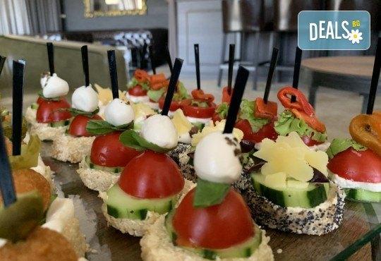 Изненадайте гостите си със стилно поднесени коктейлни хапки за Вашия специален повод! - Снимка 4