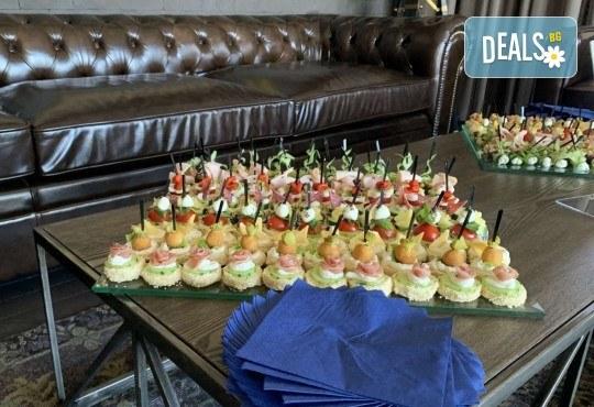 Изненадайте гостите си със стилно поднесени коктейлни хапки за Вашия специален повод! - Снимка 6