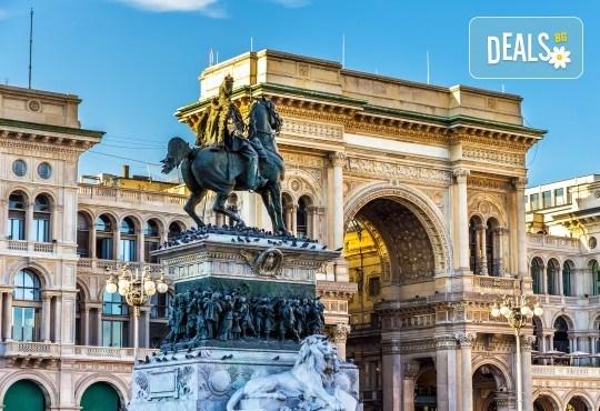Last minute! Комбинирана екскурзия до Италия! 2 нощувки със закуски в Милано и Лидо ди Йезоло, транспорт със самолет и автобус + бонус: обиколка на езерото Гарда и Сирмионе - Снимка 2