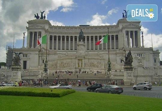 Last minute! Романтична екскурзия до Рим! 3 нощувки със закуски, самолетен билет и водач от Дари Травел - Снимка 4