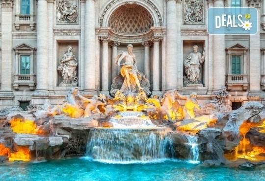 Last minute! Романтична екскурзия до Рим! 3 нощувки със закуски, самолетен билет и водач от Дари Травел - Снимка 8