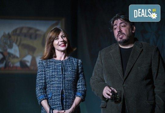 Гледайте Стриптийз покер с Герасим Георгиев-Геро и Малин Кръстев на 19-ти ноември (четвъртък) от 19ч. в Малък градски театър Зад канала - Снимка 6