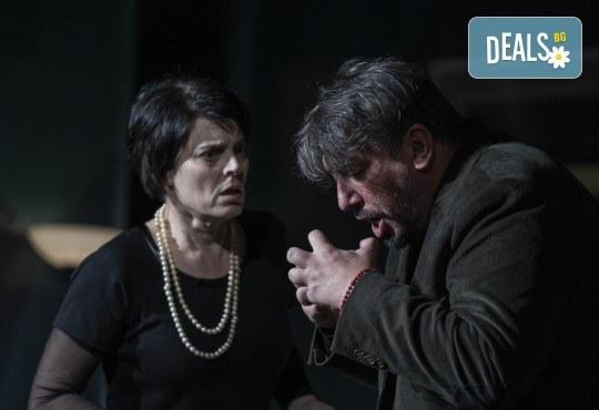 Гледайте Стриптийз покер с Герасим Георгиев-Геро и Малин Кръстев на 19-ти ноември (четвъртък) от 19ч. в Малък градски театър Зад канала - Снимка 10