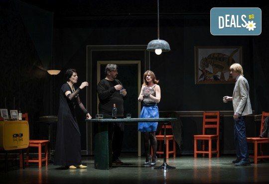 Гледайте Стриптийз покер с Герасим Георгиев-Геро и Малин Кръстев на 19-ти ноември (четвъртък) от 19ч. в Малък градски театър Зад канала - Снимка 3