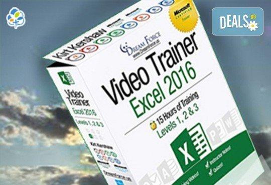 Онлайн курс за начинаещи за работа с Microsoft Excel с 6-месечен достъп от Urocite.bg - Снимка 2