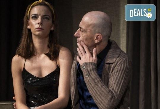 Гледайте Кой се бои от Вирджиния Улф с Ирини Жамбонас, Владимир Зомбори, Каталин Старейшинска и Малин Кръстев на 13-ти ноември (петък) от 19ч. в Малък градски театър Зад канала - Снимка 14