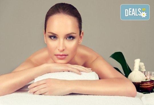 40- или 70-минутен класически, релаксиращ или дълбокотъканен масаж на цяло тяло с ароматни масла и бонус: масаж на глава и лице в салон Moataz Style! - Снимка 1