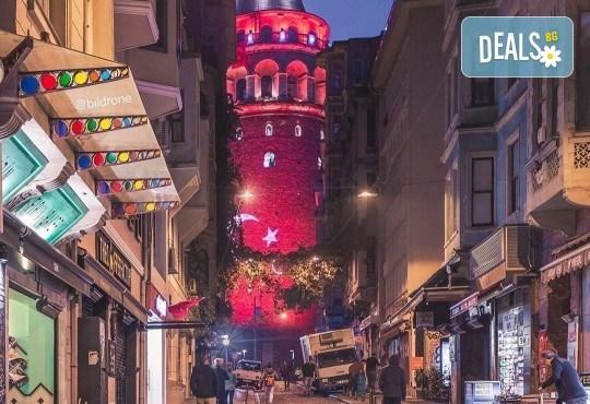 Предколеден шопинг в Истанбул на 25.11. и 16.12. с АБВ Травелс! Султански разкош с 3 нощувки и закуски в хотел DARU SULTAN GALATA 4* в Таксим и нова екскурзионна програма! - Снимка 10