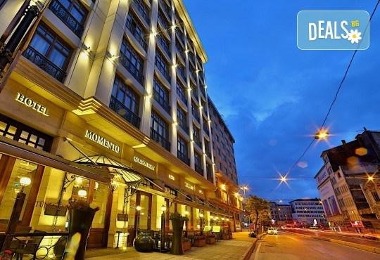 Нова Година в Истанбул 3 нощувки и закуски в хотел MOMENTO GOLDEN