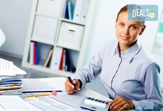 За фирми! Поръчка на кочани за фактури (или бланки) на химизирана хартия - 2, 5 или 10 броя бланки от Офис 2 - Снимка 2