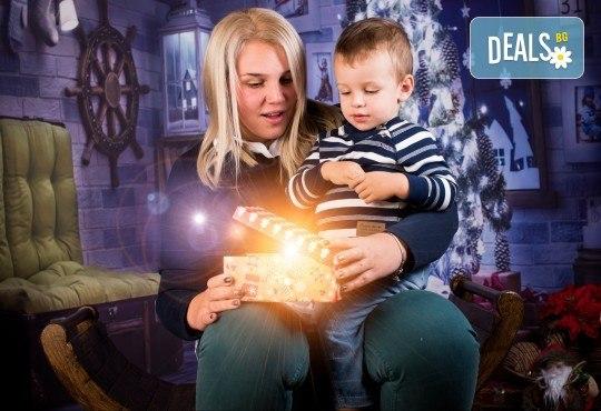 За цялото семейство! 30 или 40 минутна Коледна фотосесия плюс обработване на снимките от Pandzherov Photography - Снимка 4