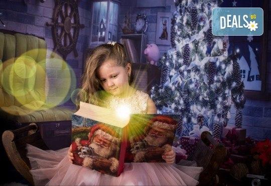 За цялото семейство! 30 или 40 минутна Коледна фотосесия плюс обработване на снимките от Pandzherov Photography - Снимка 13