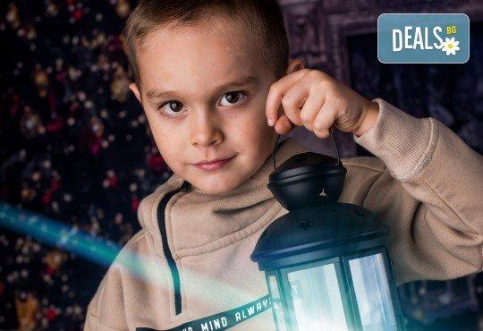 За цялото семейство! 30 или 40 минутна Коледна фотосесия плюс обработване на снимките от Pandzherov Photography - Снимка 17
