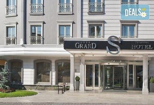 Незабравимо посрещане на Нова година 2021 в хотел Grand S 4*, Истанбул с АБВ Травелс! 3 нощувки със закуски, транспорт, посещение на джамията Селимие и перилната борса в град Одрин - Снимка 17