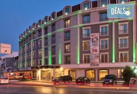 Незабравимо посрещане на Нова година 2021 в хотел Grand S 4*, Истанбул с АБВ Травелс! 3 нощувки със закуски, транспорт, посещение на джамията Селимие и перилната борса в град Одрин - Снимка 20