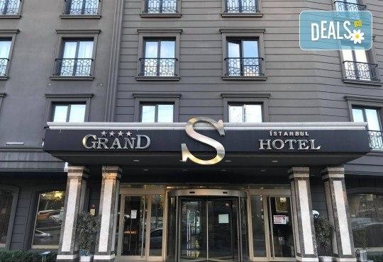 Незабравимо посрещане на Нова година 2021 в хотел Grand S 4*, Истанбул с АБВ Травелс! 3 нощувки със закуски, транспорт, посещение на джамията Селимие и перилната борса в град Одрин - Снимка 25