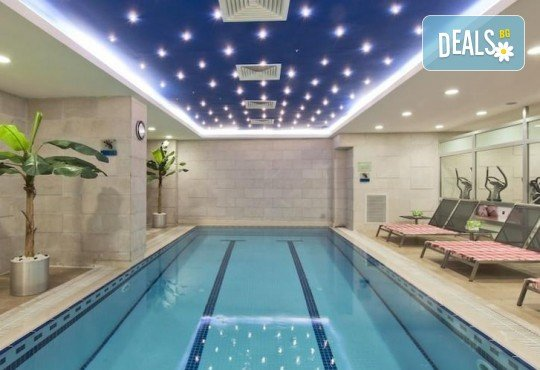 Незабравимо посрещане на Нова година 2021 в хотел Grand S 4*, Истанбул с АБВ Травелс! 3 нощувки със закуски, транспорт, посещение на джамията Селимие и перилната борса в град Одрин - Снимка 5
