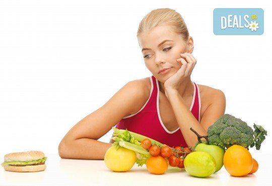 Кръвен тест за непоносимост към 44 храни и изследване за Candida